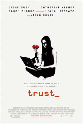 Trust - 11 x 17 Movie Poster - Style B