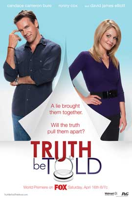 Truth Be Told (TV) - 11 x 17 TV Poster - Style A