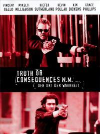 Truth or Consequences, N.M. - 27 x 40 Movie Poster - German Style A