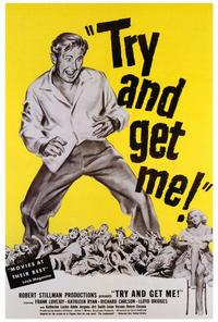 Try and Get Me! - 27 x 40 Movie Poster - Style B