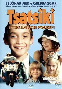Tsatsiki, morsan och polisen - 27 x 40 Movie Poster - Spanish Style A