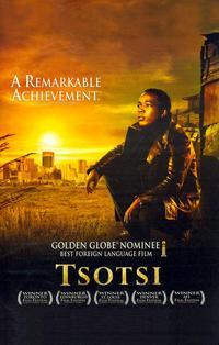 Tsotsi - 11 x 17 Movie Poster - Style B