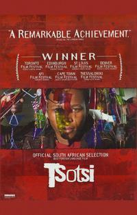 Tsotsi - 11 x 17 Movie Poster - Style C