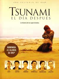 Tsunami: The Aftermath  (TV) - 27 x 40 TV Poster - Spanish Style A