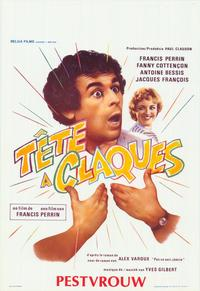 T�te � claques - 11 x 17 Movie Poster - Belgian Style A