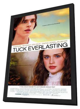 Tuck Everlasting - 27 x 40 Movie Poster - Style A - in Deluxe Wood Frame