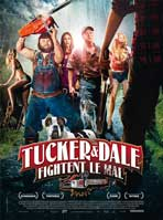 Tucker & Dale vs Evil - 43 x 62 Movie Poster - French Style A