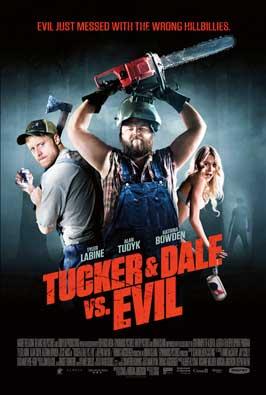 Tucker & Dale vs Evil - 11 x 17 Movie Poster - Style B