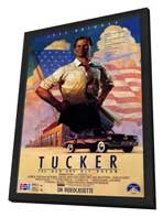Tucker: The Man and His Dream - 11 x 17 Movie Poster - Style A - in Deluxe Wood Frame