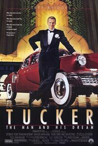 Tucker: The Man and His Dream - 11 x 17 Movie Poster - Style B