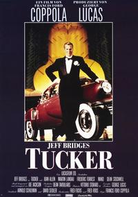 Tucker: The Man and His Dream - 11 x 17 Movie Poster - German Style A
