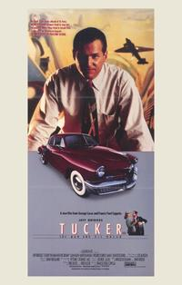 Tucker: The Man and His Dream - 11 x 17 Movie Poster - Australian Style A