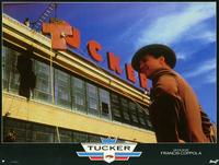 Tucker: The Man and His Dream - 11 x 14 Poster French Style A