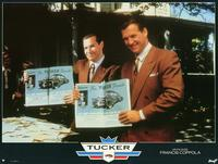 Tucker: The Man and His Dream - 11 x 14 Poster French Style G
