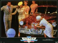 Tucker: The Man and His Dream - 11 x 14 Poster French Style H