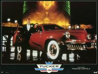 Tucker: The Man and His Dream - 11 x 14 Poster French Style J