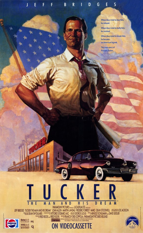 tucker a man and his dream essay Movie guide: tucker: a man and his dream name: _____ 1) describe preston tucker innovator, entrepreneur, dreamer, takes risks 2) complete the following.