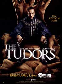 The Tudors - 11 x 17 TV Poster - Style R