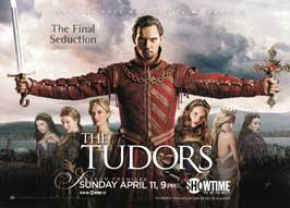 The Tudors - 11 x 17 TV Poster - Style V
