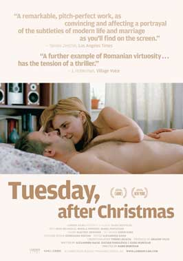 Tuesday, After Christmas - 43 x 62 Movie Poster - Bus Shelter Style A