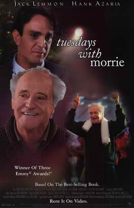 Tuesdays With Morrie - 11 x 17 Movie Poster - Style A