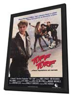 Tuff Turf - 11 x 17 Movie Poster - Style A - in Deluxe Wood Frame