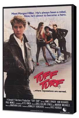 Tuff Turf - 11 x 17 Movie Poster - Style A - Museum Wrapped Canvas