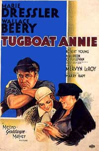 Tugboat Annie - 11 x 17 Movie Poster - Style B