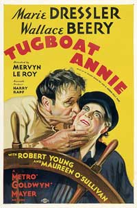 Tugboat Annie - 27 x 40 Movie Poster - Style A