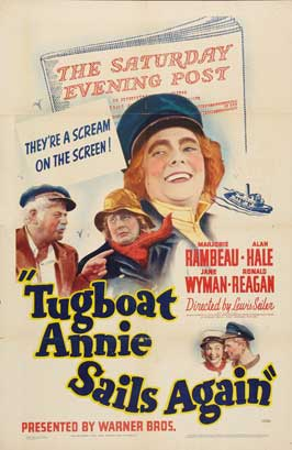 Tugboat Annie Sails Again movie