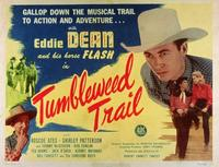 Tumbleweed Trail - 11 x 14 Movie Poster - Style B
