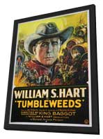 Tumbleweeds - 27 x 40 Movie Poster - Style A - in Deluxe Wood Frame