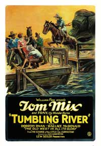 Tumbling River - 11 x 17 Movie Poster - Style A