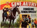 Tumbling Tumbleweeds - 11 x 17 Movie Poster - Style B