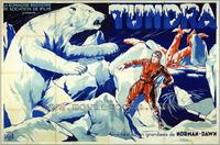 Tundra - 27 x 40 Movie Poster - French Style A