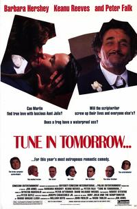 Tune in Tomorrow - 27 x 40 Movie Poster - Style A