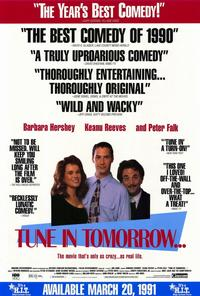 Tune in Tomorrow - 27 x 40 Movie Poster - Style B