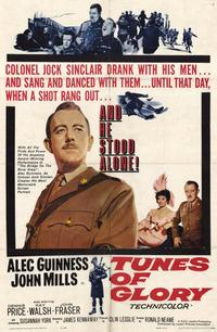 Tunes of Glory - 11 x 17 Movie Poster - Style A