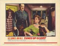 Tunes of Glory - 11 x 14 Movie Poster - Style D