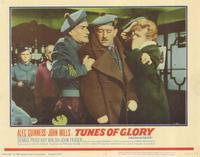 Tunes of Glory - 11 x 14 Movie Poster - Style F