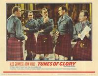 Tunes of Glory - 11 x 14 Movie Poster - Style H