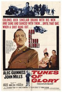 Tunes of Glory - 27 x 40 Movie Poster - Style A