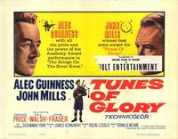 Tunes of Glory - 22 x 28 Movie Poster - Half Sheet Style A