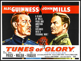 Tunes of Glory - 22 x 28 Movie Poster - Half Sheet Style B