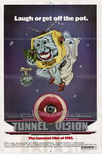 Tunnelvision - 11 x 17 Movie Poster - Style A