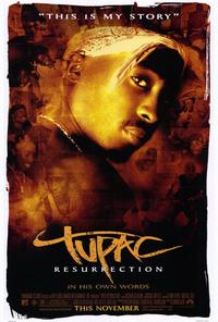 Tupac: Resurrection - 27 x 40 Movie Poster - Style A