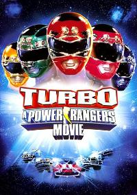 Turbo: A Power Rangers Movie - 27 x 40 Movie Poster - UK Style A