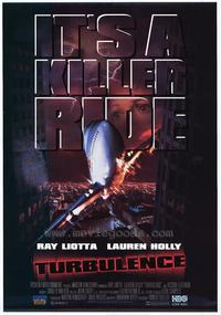 Turbulence - 11 x 17 Movie Poster - Style B