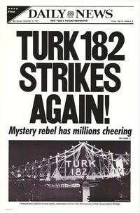 Turk 182! - 27 x 40 Movie Poster - Style B