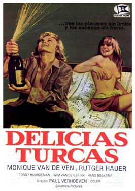 Turks Fruit - 11 x 17 Movie Poster - Spanish Style A